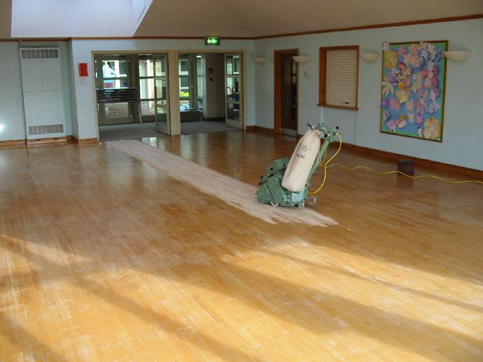 Floor Sanding Cirencester