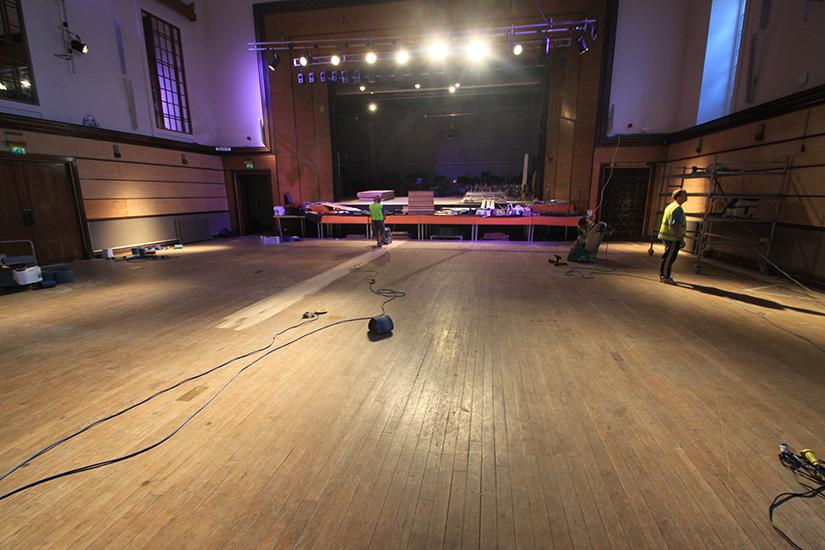 Floor Sanding Bristol