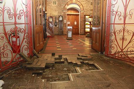 Floor Sanding Dorchester