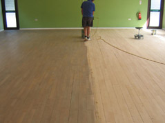 Floor Restoration Somerset