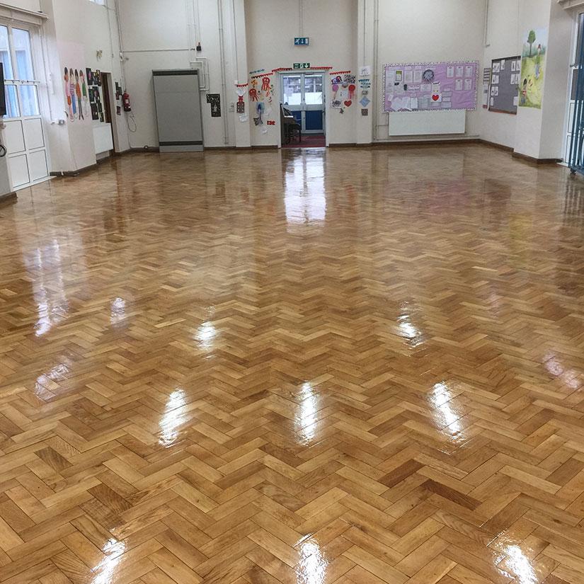 Floor Sanding Swindon