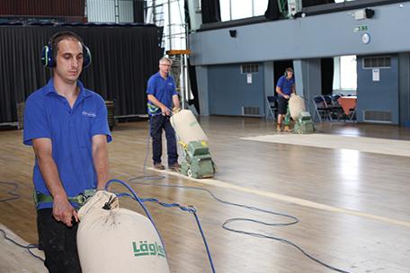 Floor Sanding Exeter