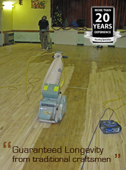 Floor Sanding Newton Abbot