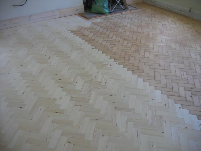 Parquet Floor Sanding Bristol