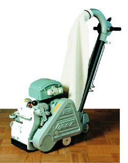 Floor Sander Equipment