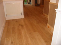 Tetbury wood floor sanding