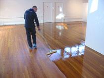 Floor Restoration Wood